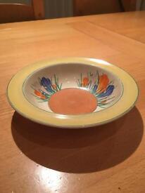 Clarice Cliff crocus bowl