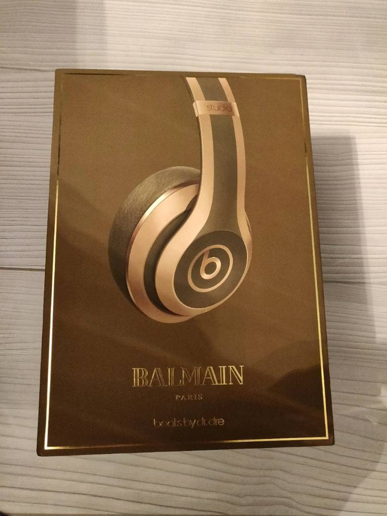 f3965c277ec Beats Studio Wireless - Balmain Edition - Khaki & Gold | in Willerby ...
