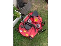 Ride on mower for Sale | Lawn Mowers & Grass Trimmers | Gumtree