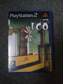 Ico - Playstation 2 - Mint condition