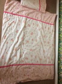 Toddle bedding