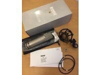 Røde NT-1a Condesor Microphone (good for vocals)