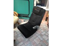 X rocker jet gaming chair