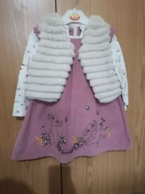 🌺Baby bundle/ As new toddler girl's bundle(outfit/coat/jacket) 12-24 m excellent condition 🌺