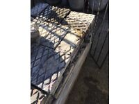 Diamond paving blocks