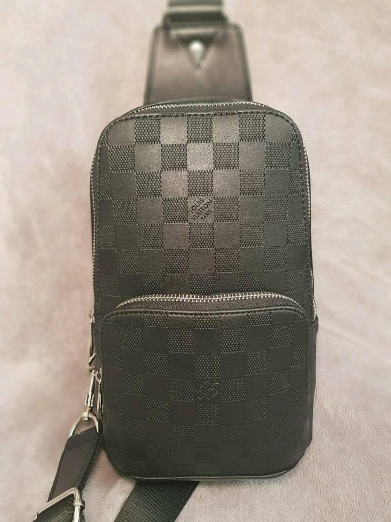 925ed7081d08 Louis Vuitton Avenue Sling Bag Damier Infini Leather