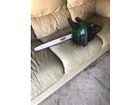 Draper chainsaw brand new never used