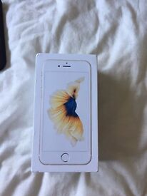 iPhone 6 16GB (Brand New) Unlocked to any network
