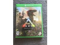 Ark survival evolved - Xbox one mint condition