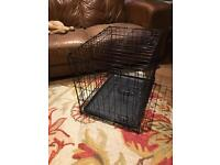 Puppy / dog crate cage / puppy training