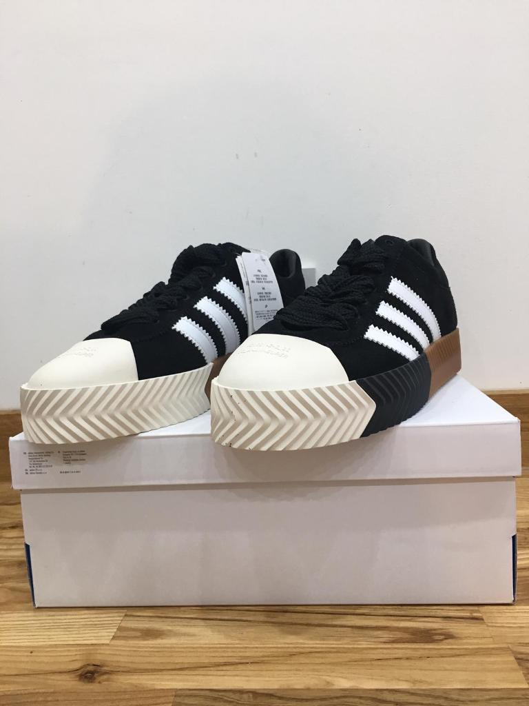 Brand New In Box - Adidas Originals by Alexander Wang  Aw Skate Super   sneakers 4754e588a