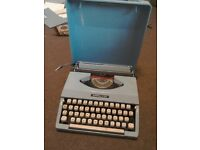 Vintage typewriter imperial 200