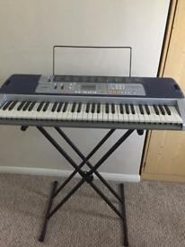 Casio LK-110 piano keyboard