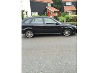 Mazda 323 f sports 2.0 ONLY 57k mot and services history