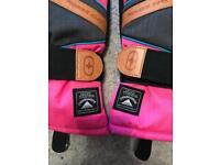 Ladies NO FEAR snow gloves - large