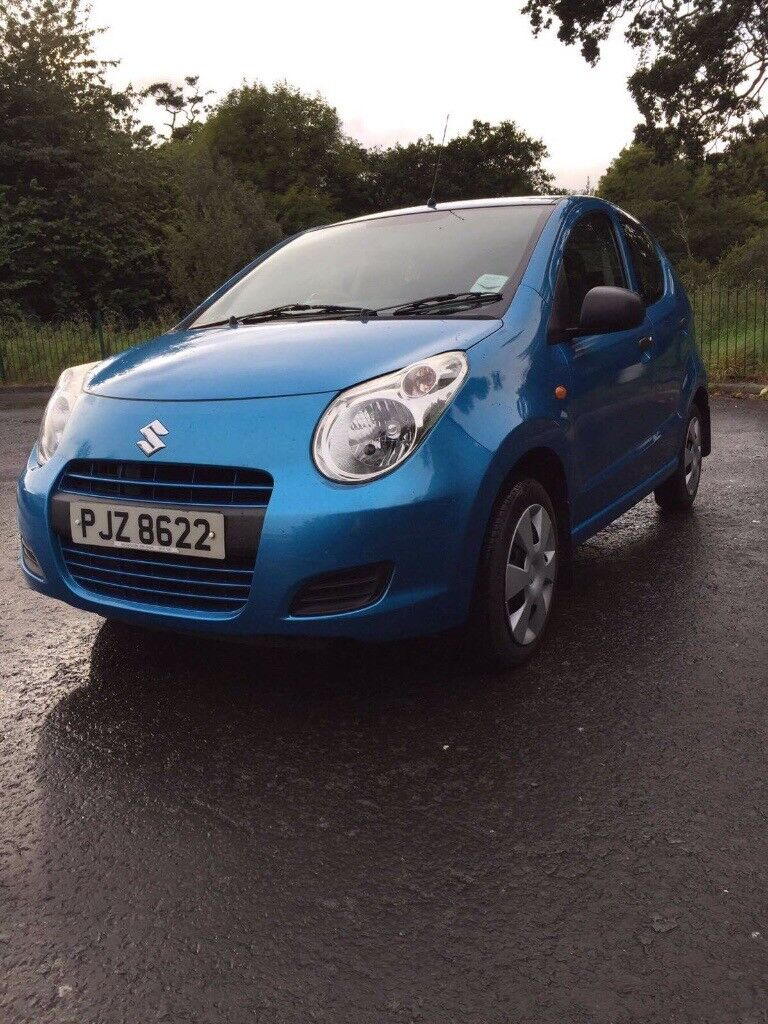 2010 SUZUKI ALTO 1,0 20£ road tax BEST PRICE ON GUMTREE