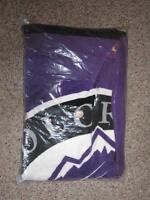 official mlb colorado rockies brand new blanket