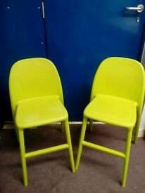 Two ikea chairs for sale
