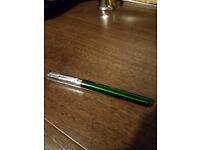 Green Fountain Pen