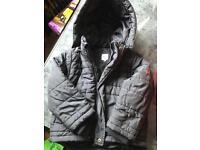 Kids Hugo boss coat jacket