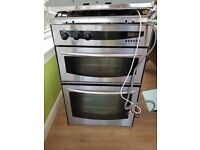 Double Oven Gas hob And Extractor Fan