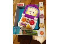 NEW - Fisher-Price toy: Sort 'n Learn Lunchbox