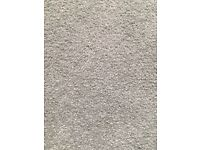7sq m Light grey carpet