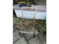 Parker knoll retro chair frames
