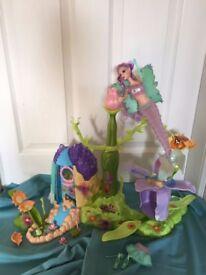 A Fairy Island with doll