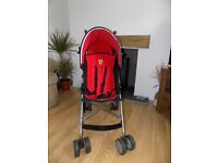 Ferrari Push Chair