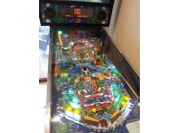 Pinball Machine 1992 Williams Fish Tales £2700 or offers welcome