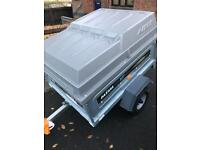 Erde hard top trailor in fantastic clean condition