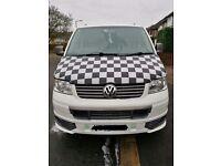 Volkswagen campervan for sale T4 2003 reg