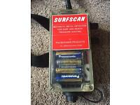 METAL DETECTOR ERIC FOSTER SURFSCAN PULSE INDUCTION BEACH MACHINE PULSEPOWER PRODUCTS
