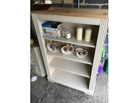 Book or dvd unit tv stand