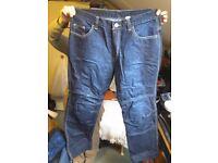 Bike jeans for cruiser