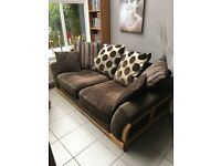 Sofa from DFS.Good condition, very comfortable! Very heavy and large in size
