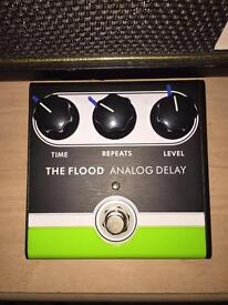 Jet city analog delay