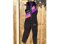 Warmbac Longjohn WetSuit. 3/4mm approx thickness