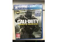 New PS4 Call of Duty infinite warfare