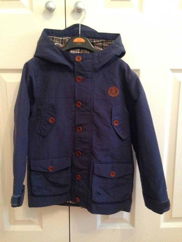 Fred Perry coat