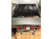 Wolf Chargrill for sale in good condition