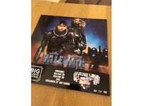 Big Sleeve Blu Ray of Valerian inc 3D version too