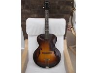 Gibson Guitar:Cromwell:Vintage 1938:Immaculate:with Modern Hardcase