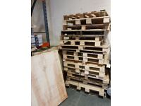 wooden pallet free of charge