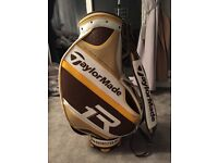 Taylormade tour bag ( Rochester open 2013) not many of these have been made, very good condition.