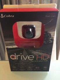 Cobra Drive Dash Cam Car Van HD 1080p Brand New