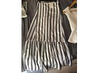 Boohoo skirt size 10 new with tags