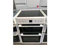 BLOMBERG free standing electric ceramic cooker 60 cm width in good condition & perfect working order