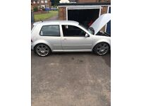 Vw golf 1.8t mapped but no proof recently had a new clutch r32 aftermarket bumper needs attention